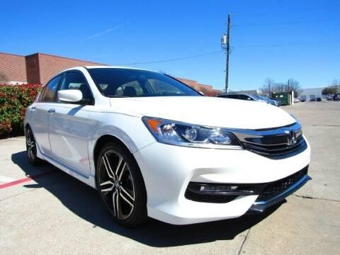 2017 Honda Accord for sale at Italy Auto Sales in Dallas TX