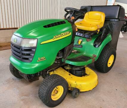 2004 John Deere L110A for sale at JR AUTO SALES in Candia NH