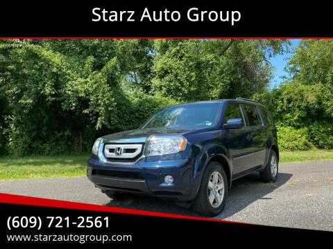 2011 Honda Pilot for sale at Starz Auto Group in Delran NJ