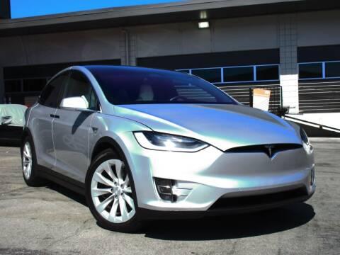 2017 Tesla Model X for sale at Z Carz Inc. in San Carlos CA
