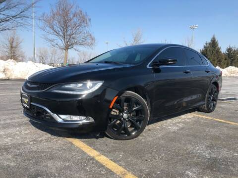 2015 Chrysler 200 for sale at Car Stars in Elmhurst IL