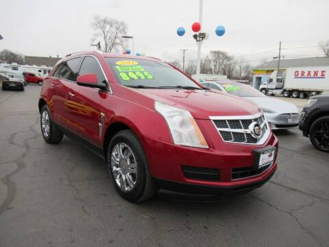 2011 Cadillac SRX for sale at Auto Land Inc in Crest Hill IL