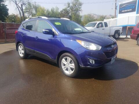 2013 Hyundai Tucson for sale at City Center Cars and Trucks in Roseburg OR