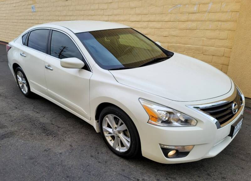 2015 Nissan Altima for sale at Cars To Go in Sacramento CA