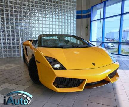 2010 Lamborghini Gallardo for sale at iAuto in Cincinnati OH
