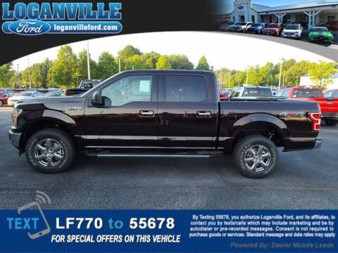 2020 Ford F-150 for sale at Loganville Quick Lane and Tire Center in Loganville GA