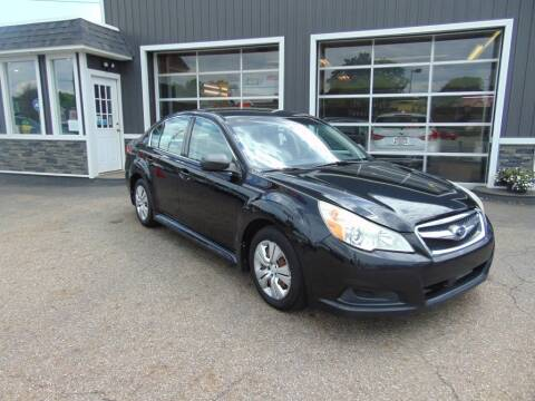 2010 Subaru Legacy for sale at Akron Auto Sales in Akron OH
