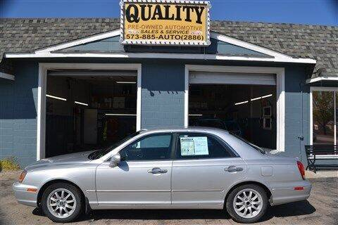 2002 Hyundai XG350 for sale at Quality Pre-Owned Automotive in Cuba MO
