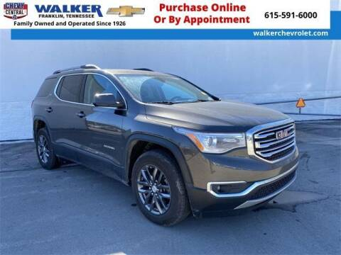 2019 GMC Acadia for sale at WALKER CHEVROLET in Franklin TN