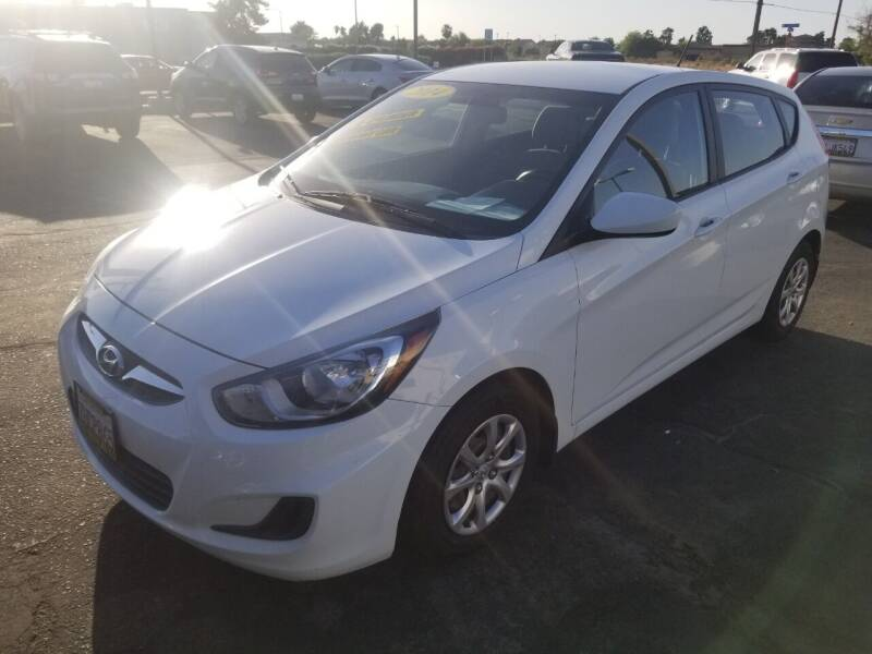 2014 Hyundai Accent for sale at Vin - Mar Auto in Victorville CA