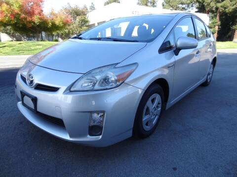 2010 Toyota Prius for sale at Star One Imports in Santa Clara CA