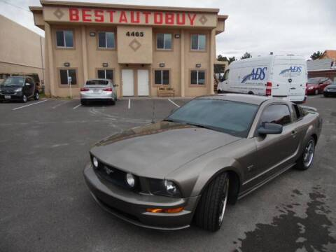 2005 Ford Mustang for sale at Best Auto Buy in Las Vegas NV