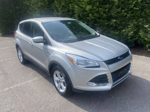 2015 Ford Escape for sale at Limitless Garage Inc. in Rockville MD