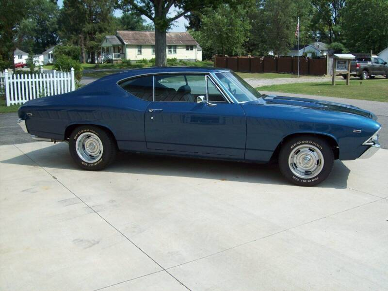 1969 Chevrolet Chevelle for sale at Classics and More LLC in Roseville OH