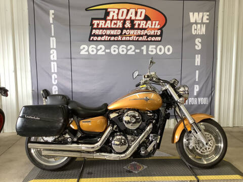 2002 Kawasaki MEAN STREAK for sale at Road Track and Trail in Big Bend WI