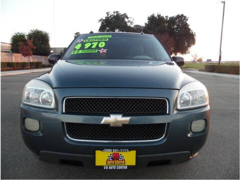 2005 Chevrolet Uplander for sale at 3B Auto Center in Modesto CA