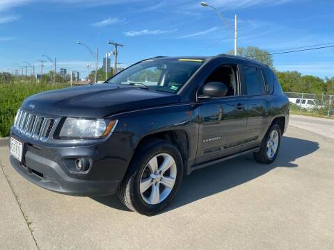 2014 Jeep Compass for sale at Xtreme Auto Mart LLC in Kansas City MO
