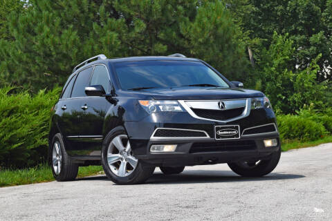 2011 Acura MDX for sale at Rosedale Auto Sales Incorporated in Kansas City KS