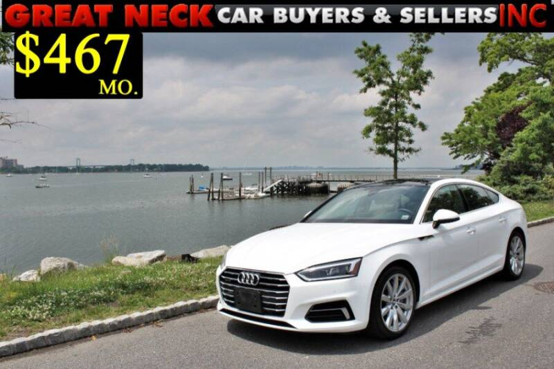 2018 Audi A5 Sportback for sale in Great Neck, NY