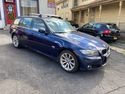 2011 BMW 3 Series for sale at B&T Auto Service in Syracuse NY