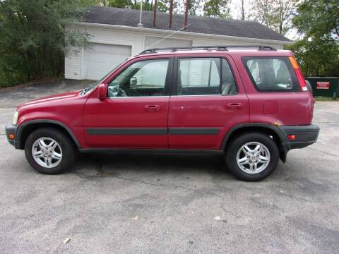 1998 Honda CR-V for sale at Northport Motors LLC in New London WI