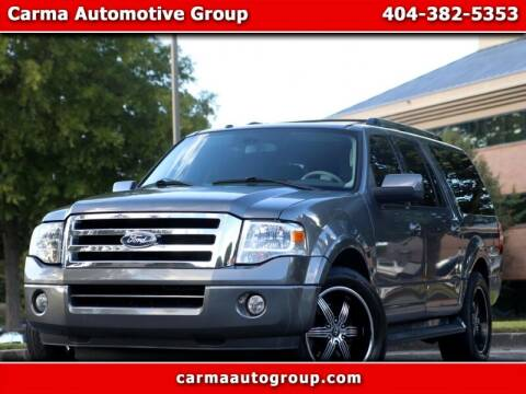 2013 Ford Expedition EL for sale at Carma Auto Group in Duluth GA