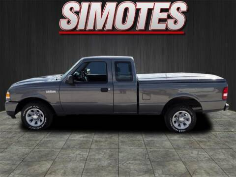 2009 Ford Ranger for sale at SIMOTES MOTORS in Minooka IL