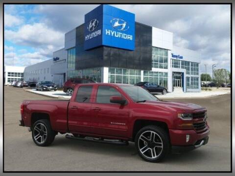 2019 Chevrolet Silverado 1500 LD for sale at Terry Lee Hyundai in Noblesville IN