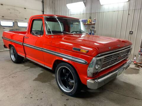 1968 Ford F-100 for sale at De Anda Auto Sales in South Sioux City NE