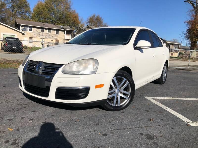 2008 Volkswagen Jetta for sale at Atlas Auto Sales in Smyrna GA