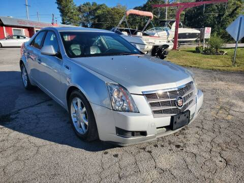 2009 Cadillac CTS for sale at GA Auto IMPORTS  LLC in Buford GA