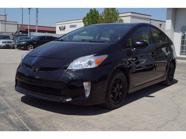 2015 Toyota Prius for sale at Watson Auto Group in Fort Worth TX