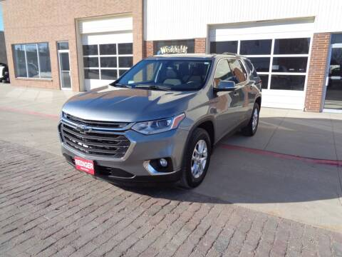 2018 Chevrolet Traverse for sale at Rediger Automotive in Milford NE