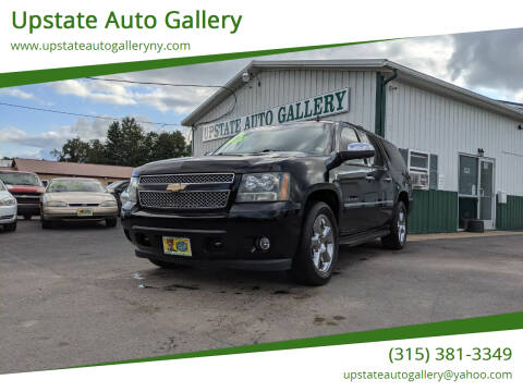 2011 Chevrolet Suburban for sale at Upstate Auto Gallery in Westmoreland NY