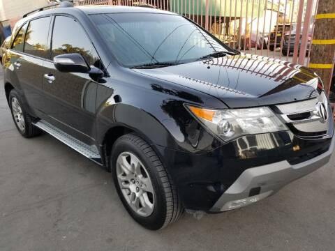 2009 Acura MDX for sale at Ournextcar/Ramirez Auto Sales in Downey CA
