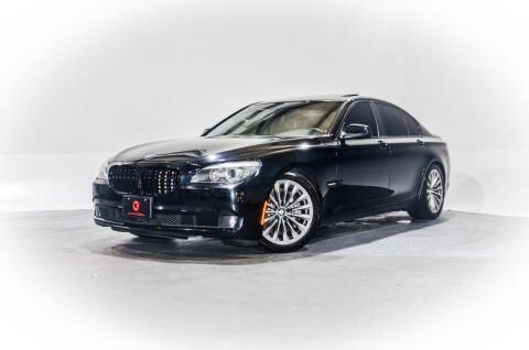 2011 BMW 7 Series for sale at CarXoom in Marietta GA