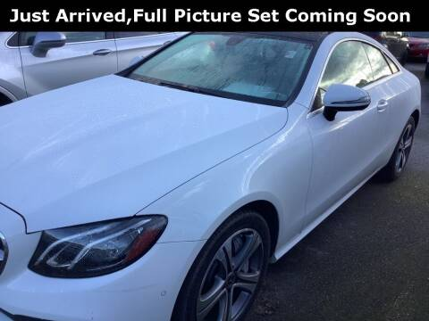 2018 Mercedes-Benz E-Class for sale at Royal Moore Custom Finance in Hillsboro OR