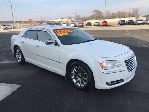 2012 Chrysler 300 for sale at Suarez Auto Sales in Port Huron MI