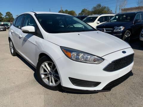 2016 Ford Focus for sale at KAYALAR MOTORS - ECUFAST HOUSTON in Houston TX