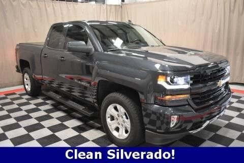 2017 Chevrolet Silverado 1500 for sale at Vorderman Imports in Fort Wayne IN