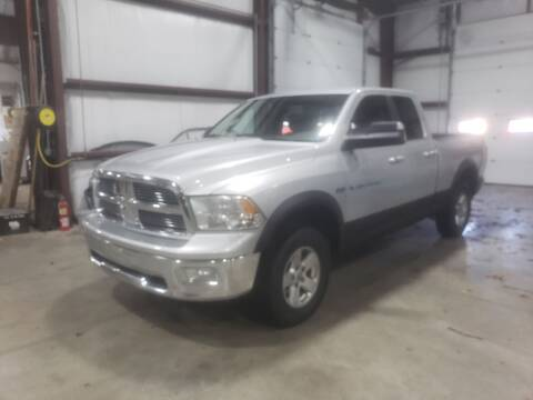 2011 RAM Ram Pickup 1500 for sale at Hometown Automotive Service & Sales in Holliston MA