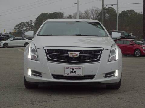 2017 Cadillac XTS for sale at Auto Finance of Raleigh in Raleigh NC