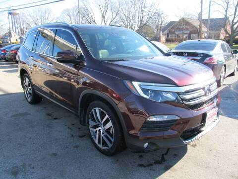 2016 Honda Pilot for sale at St. Mary Auto Sales in Hilliard OH