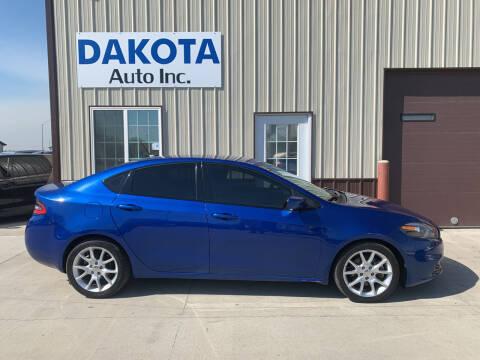 2013 Dodge Dart for sale at Dakota Auto Inc. in Dakota City NE