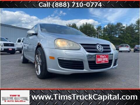 2005 Volkswagen Jetta for sale at TTC AUTO OUTLET/TIM'S TRUCK CAPITAL & AUTO SALES INC ANNEX in Epsom NH