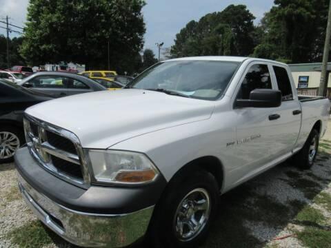 2011 RAM Ram Pickup 1500 for sale at Dallas Auto Mart in Dallas GA