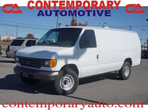 2004 Ford E-Series Cargo for sale at Contemporary Auto in Tuscaloosa AL