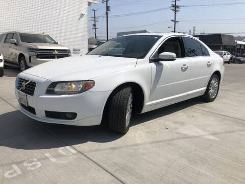 2007 Volvo S80 for sale at Hunter's Auto Inc in North Hollywood CA