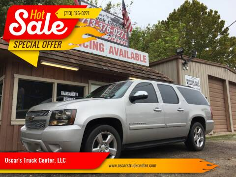 2007 Chevrolet Suburban for sale at Oscar's Truck Center, LLC in Houston TX