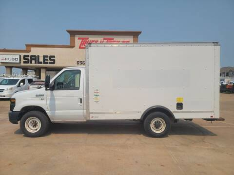2014 Ford E-Series Chassis for sale at TRUCK N TRAILER in Oklahoma City OK